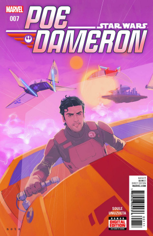 Star Wars: Poe Dameron #7