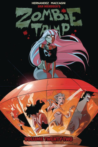 Zombie Tramp Vol. 22: Blood Diamonds Are Forever