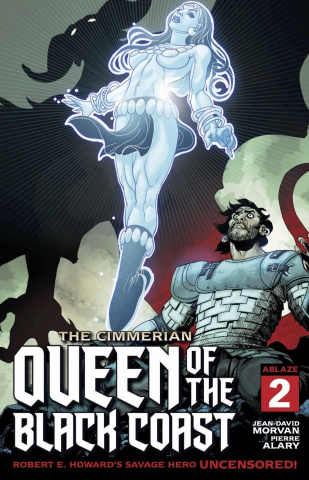 The Cimmerian: Queen of the Black Coast #2 (Chriscross Cover)