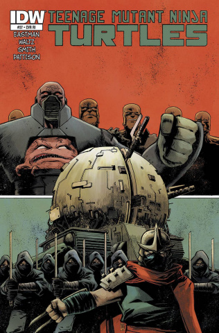 Teenage Mutant Ninja Turtles #37