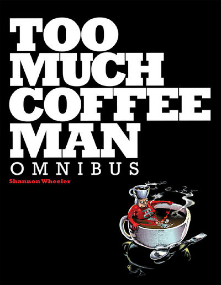 Too Much Coffee Man Omnibus Vol. 1
