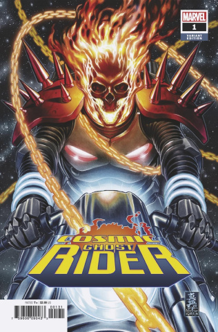 Cosmic Ghost Rider #1 (Brooks Cover)