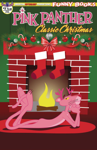 The Pink Panther Classic Christmas #1