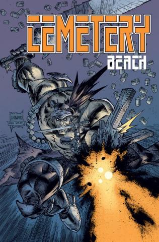 Cemetery Beach #5 (Impact Cover)