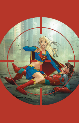 Supergirl: Friends and Fugitives