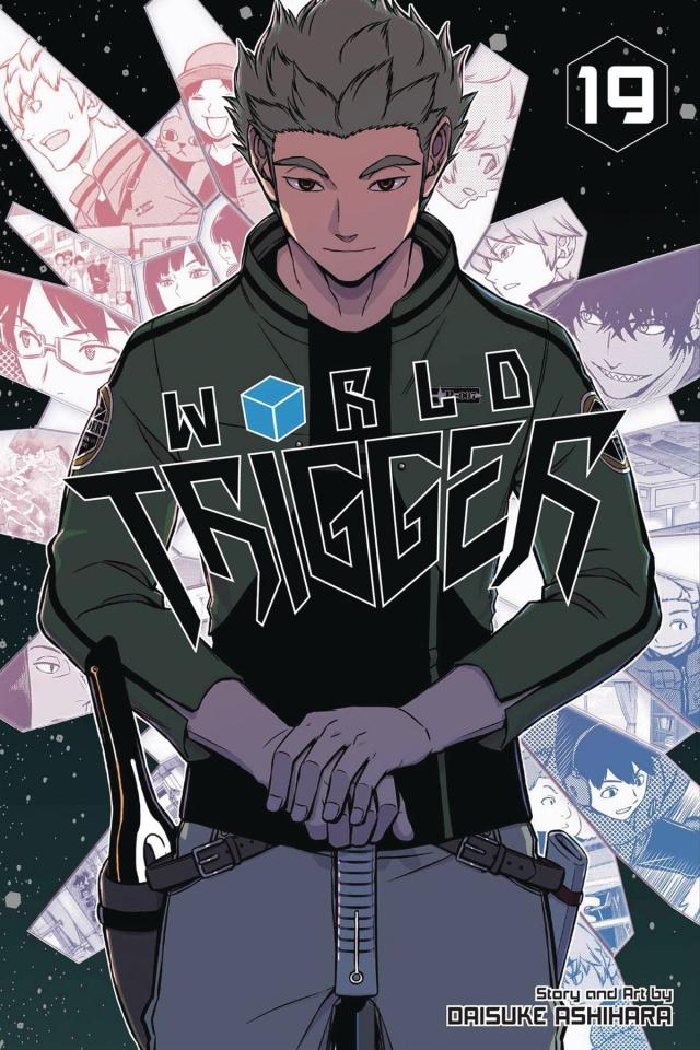 World Trigger Vol. 19