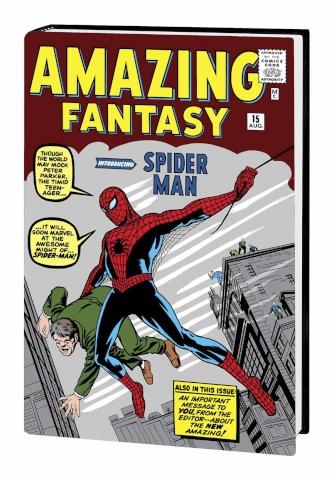 The Amazing Spider-Man Vol. 1 (Omnibus)
