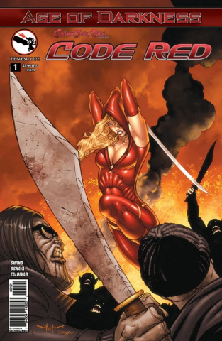 Grimm Fairy Tales: Code Red Vol. 1