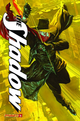 The Shadow #23 (Ross Cover)