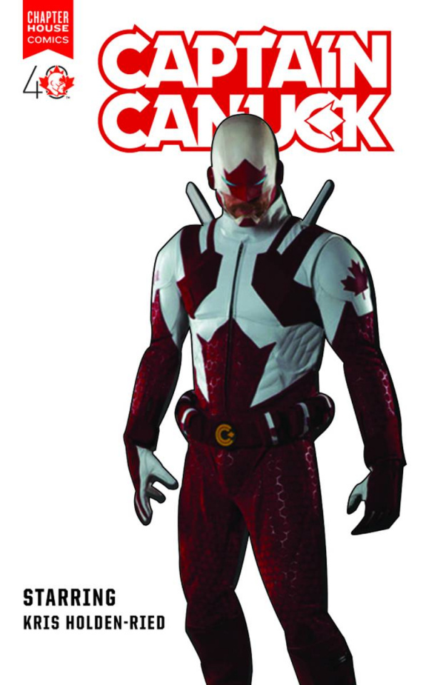 Captain Canuck #7 (Photo Cover)