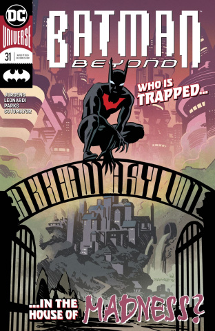 Batman Beyond #31