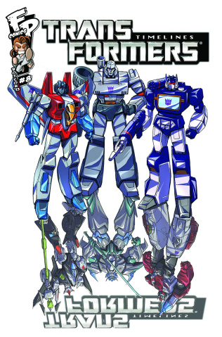 The Transformers: Timelines #8: Termination