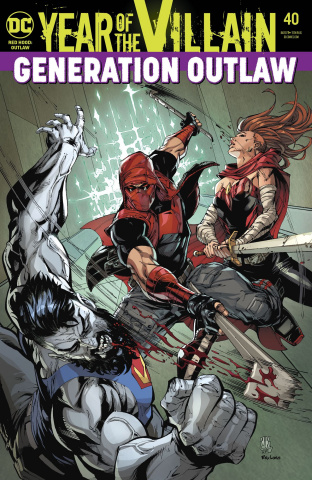 Red Hood: Outlaw #40 (Year of the Villain)