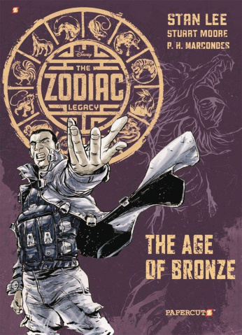 The Zodiac Legacy Vol. 3: The Age of Bronze