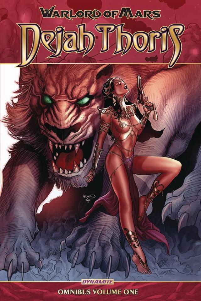 Warlord of Mars: Dejah Thoris Vol. 1 (Omnibus)