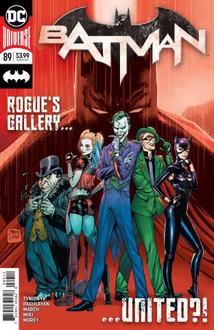 Batman #89 (2nd Printing)
