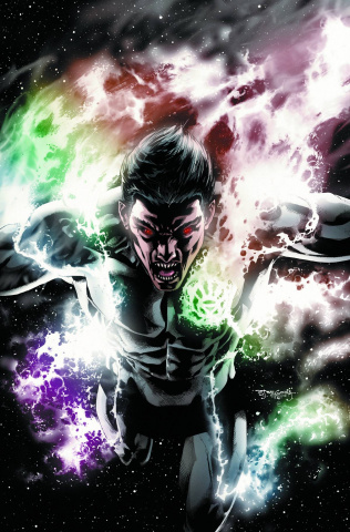 Green Lantern: New Guardians Annual #2