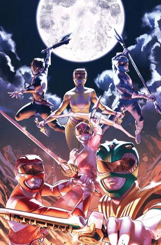 Mighty Morphin' Power Rangers #6