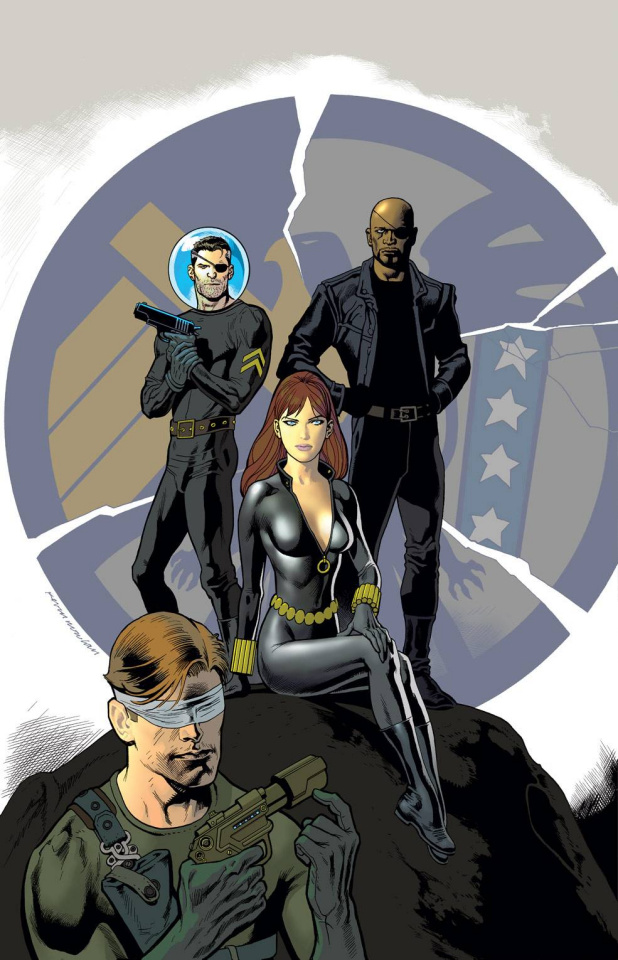 Secret Wars #2 (Classic Nowlan Cover)