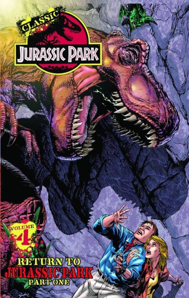 Classic Jurassic Park Vol. 4: Return Jurassic to Park