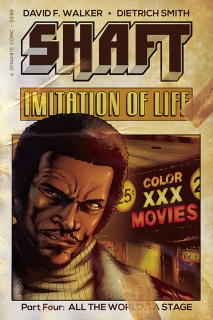 Shaft: Imitation of Life #4