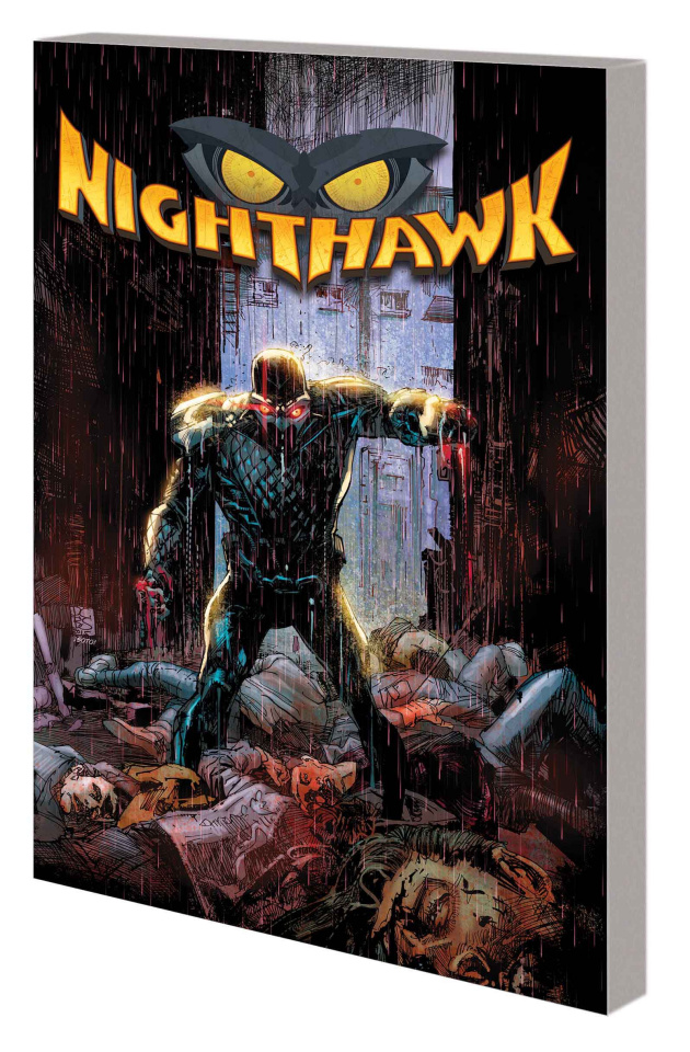 Nighthawk: Hate Makes Hate