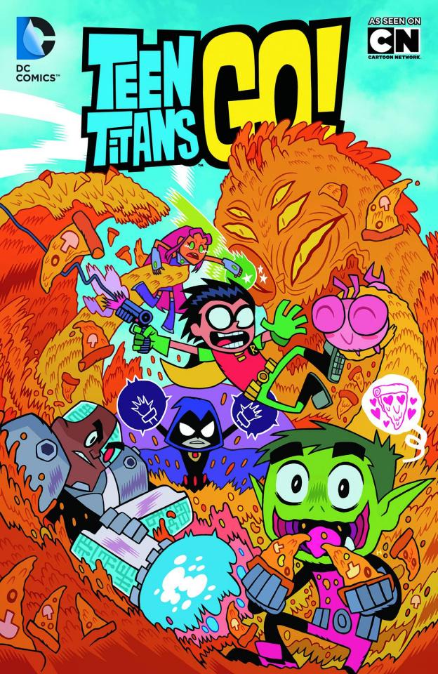 Teen Titans Go! Vol. 1: Party! Party!