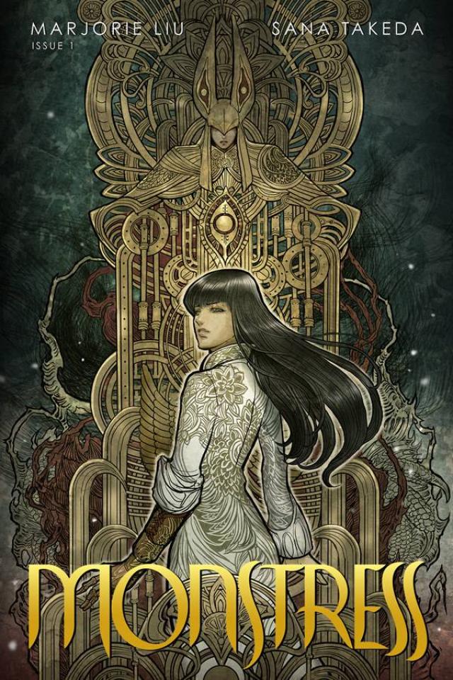Monstress #1