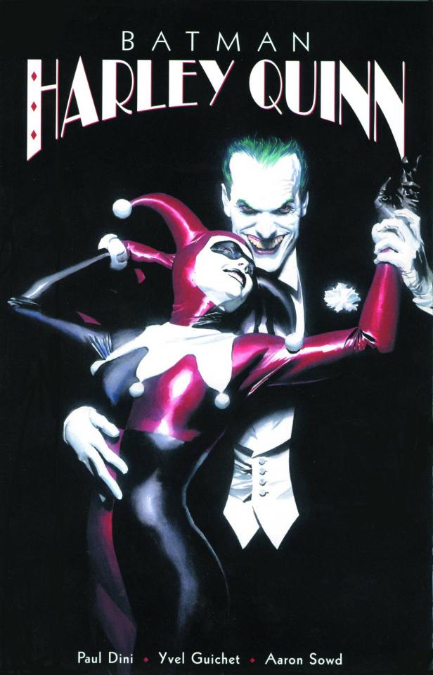 DC Comics Presents: Harley Quinn #1