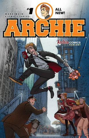 Archie #1 (Moritat Cover)