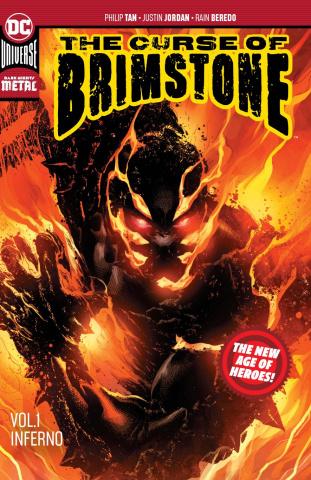 The Curse of Brimstone Vol. 1: Inferno