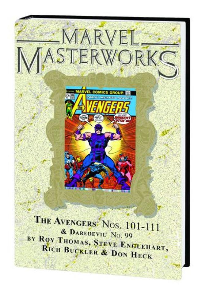 Avengers Vol. 11 (Marvel Masterworks)
