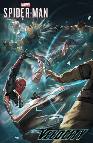 Spider-Man: Velocity #3