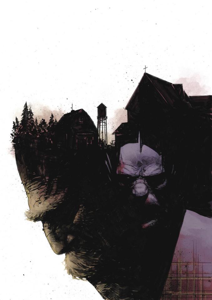 Black Hammer: Visions #3 (Zaffino Cover)
