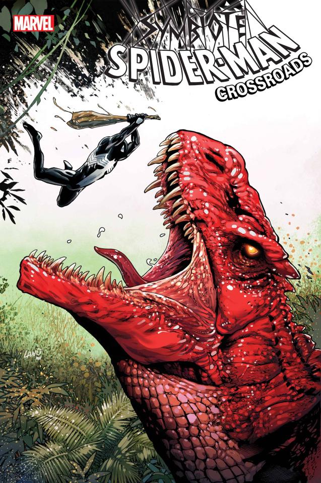 Symbiote Spider-Man: Crossroads #3