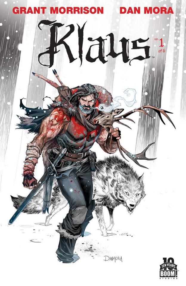 Klaus #1 (2nd Printing)