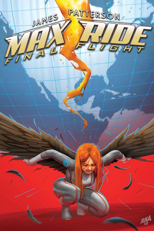 Maximum Ride: Final Flight #4