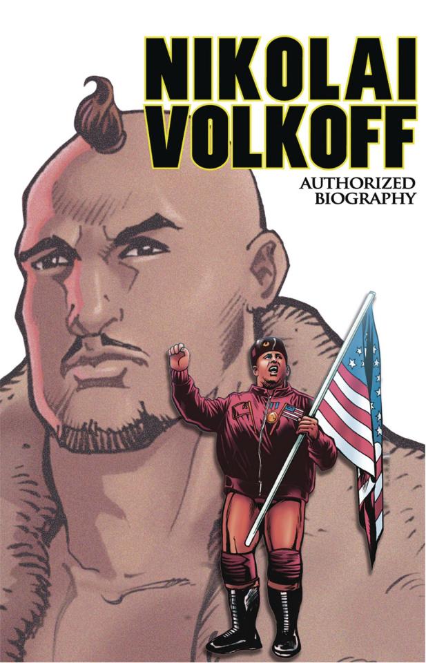Turnbuckle Titans #2: Nikolai Volkoff