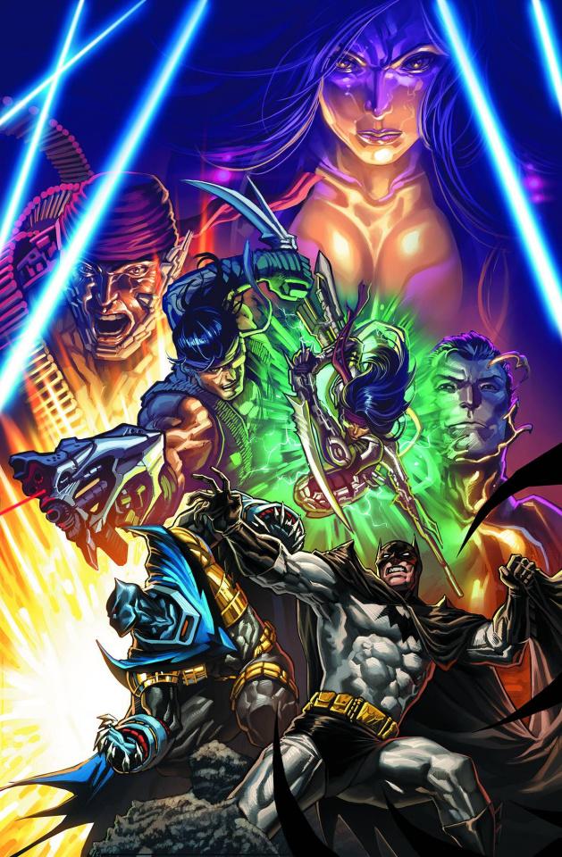 Convergence: Batman - Shadow of the Bat #2