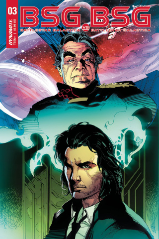 BSG vs. BSG #3 (Castro Baltar Split Cover)