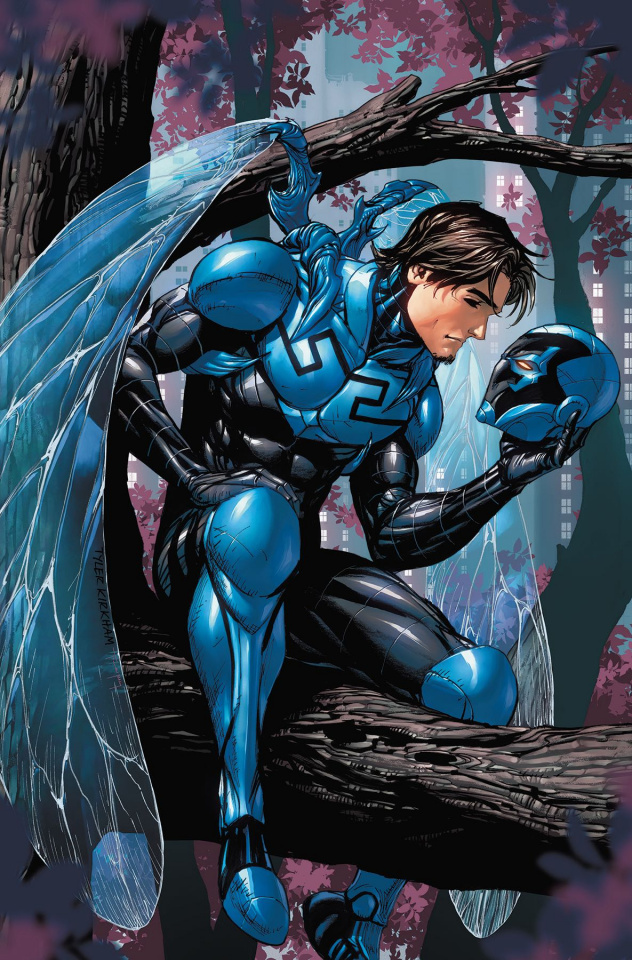 Blue Beetle Vol. 3: The Road To Nowhere (Rebirth)