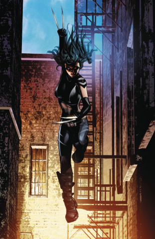 X-23 #7 (Deodato Cover)