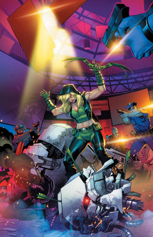 Robyn Hood: Justice #6 (Coccolo Cover)