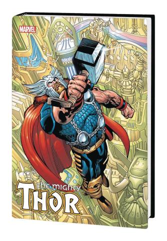Thor: Heroes Return Vol. 2 (Omnibus)