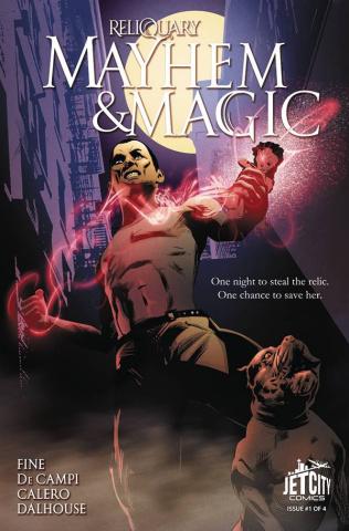 Mayhem & Magic #1