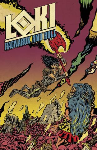 Loki: Ragnarok & Roll #3