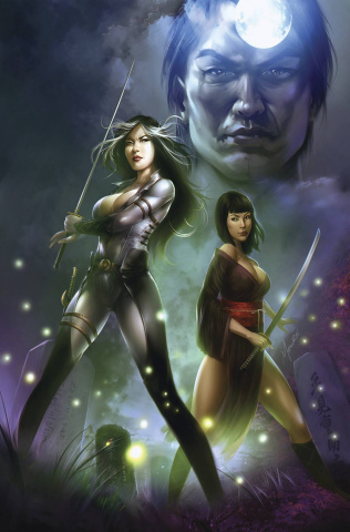 Grimm Fairy Tales: Masumi #4 (Pessanha Cover)