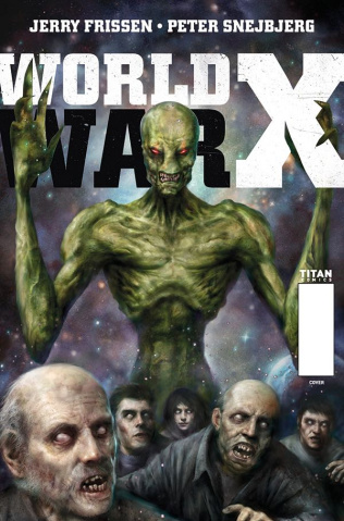 World War X #1 (Percival Cover)