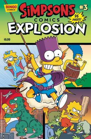 Simpsons Comics Explosion #3