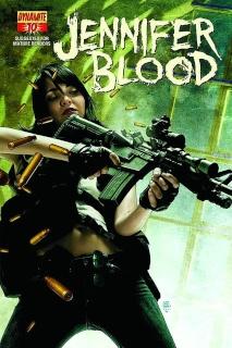 Jennifer Blood #10